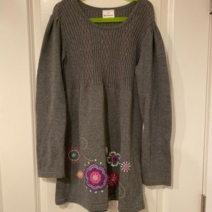 Hanna Andersson sweater dress size 10